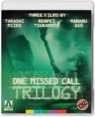 One Missed Call Trilogy [New Blu-ray]
