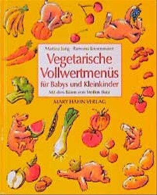 Vegetarische  Menüs für Babys und Kleinkinder - Martina