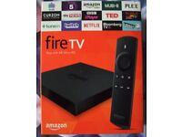 Amazon Fire TV with Kodi 16.1 Jarvis