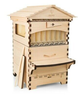 New In Box Flow Hive 2 Araucaria 7 Framebee Beehive
