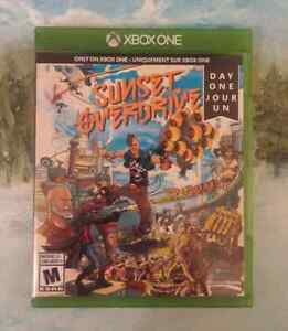 Sunset overdrive day one Xbox one $15.00