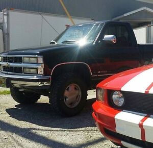 looking for parts for a 1995 Chevrolet 1500