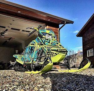 2015 ski-doo freeride 154