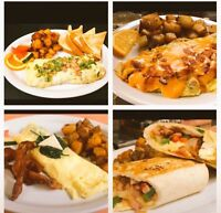 Experienced line cook & EXPERIENCED SERVER