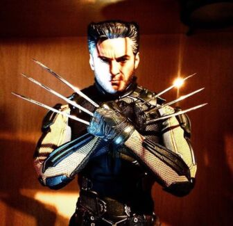 Hot Toys MMS264 X-Men Days of Future Past Wolverine - Mint Condition Keysborough Greater Dandenong Preview