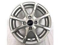 Ford Fiesta mk8 2017 15 inch Alloy Wheel