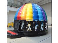 Bouncy Castle Hire-Disco Domes-Unique Bouncy Castles-County Durham