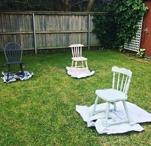 Chairs $40 each or $100 for all 3 Curl Curl Manly Area Preview