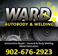 Auto Repair, Auto body Repair and Welding and fabrication