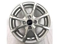 Ford Fiesta mk8 2017-2018 15 inch Alloy Wheel
