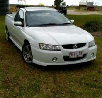 2005 vz S-pack Commodore  East Brisbane Brisbane South East Preview