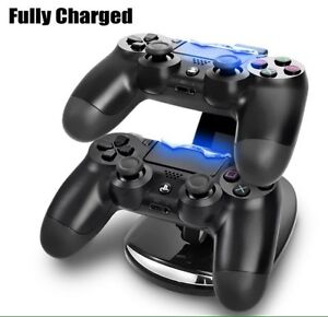 PS4 Dual Controller Charger North Tivoli Ipswich City Preview