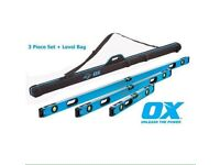 Ox pro level set
