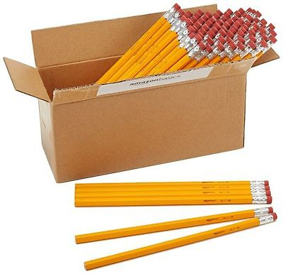 96-AMAZONBASICS PENCILS NO.2 HB BRAND NEW IN BOX