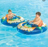 Motorized Inflatible Bumper Boat