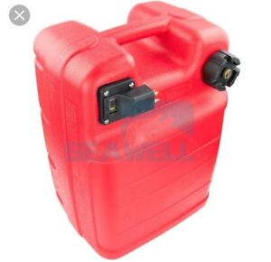 Wanted: outboard fuel tank