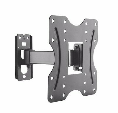 FULL MOTION TILT SWIVEL LED LCD TV WALL MOUNT BRACKET 23 27 32 35 36 37 40 42