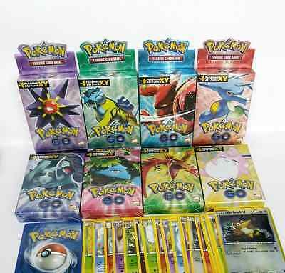 25PCS CARD Pokemon TCG Lot Rare,Common,UNC,Holo & Guaranteed EX or Full Art