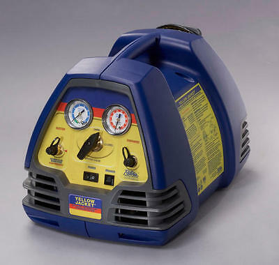 Yellow Jacket 95700 Recover-x 95700 Refrigerant Recovery Machine 115v60 Hz