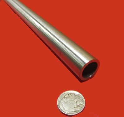 316 Stainless Steel Tube 78 Od X .635 Id X .120 Wall X 48 Length