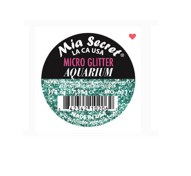 Mia Secret Acrylic Powder 12 Colors Set or Single Color - YOU PICK