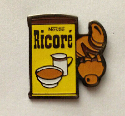 PIN'S pin Ricoré Nestlé - Café Lait (Ref H3)