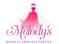 Singers wanted for Princess Parties