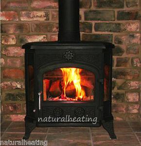 Fogo-PREMIER-cast-iron-multi-fuel-wood-burner-wood-burning-woodburning-log-stove