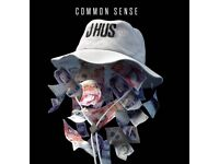 J Hus tickets x 2 for Wednesday 6th December, Norwich