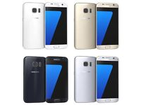 SAMSUNG GALAXY S7 - BRAND NEW - 32 GB - UNLOCKED WITH TWO YEARS SAMSUNG WARRANT