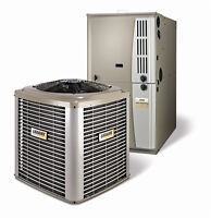 Furnace Air Conditioner Rent to Own .$0 down. Easy Rentals