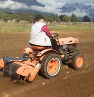 WANTED: Kubota Tractor for parts: B5100, B6000, B6100 or B7100