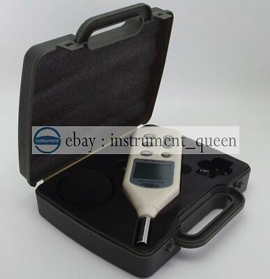 Ar824 Noise Sound Level Meter Tester 30130db