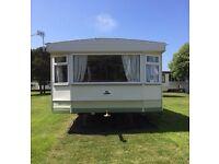 Caravan hire cresswell Northumberland