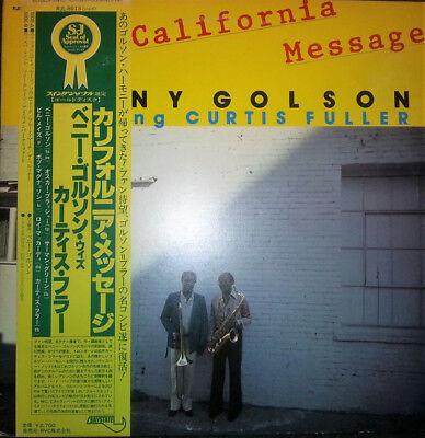 Benny Golson / California Message