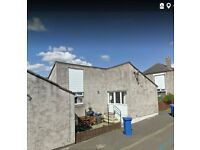 Semi-Detached One Bedroom Bungalow in Townhill, by Dunfermline