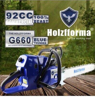 Farmertec G660 92cc Chainsaw, Compatible With Stihl Ms660 Bars, Advance Order d'occasion  Expédié en Belgium