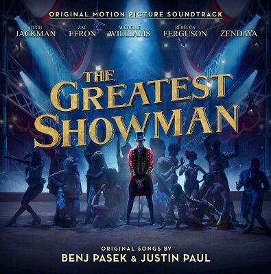 Original Soundtrack   The Greatest Showman Brand New Cd