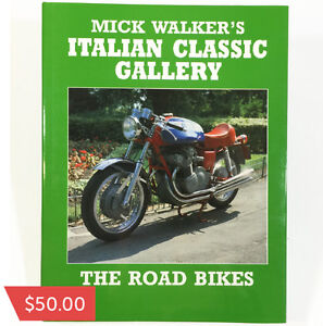Mick Walker's Italian Classic Gallery: The Road Bikes  $50
