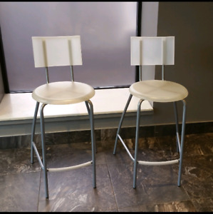 Ikea stools - great condition