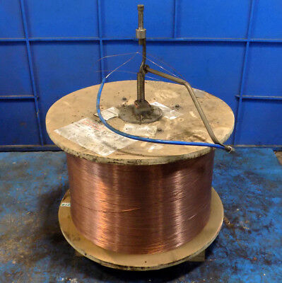 Lincoln Electric .040 1.0mm Super Arc Welding Wire L-50 Partial Spool 12