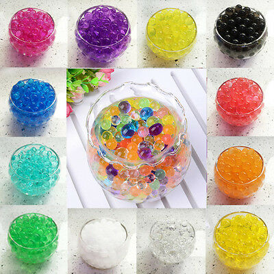 500pc (4gr) HYDROGEL Water Bead Pearl Balls (2-2.5mm) 3/8