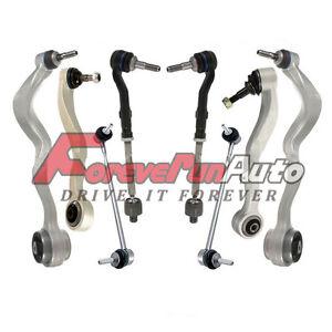 Front Suspension Kit Control Arms Bar Link for BMW E60 525i 528i 530i 535i