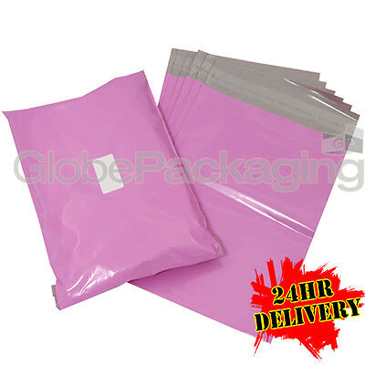 5000 x STRONG PINK 13x17