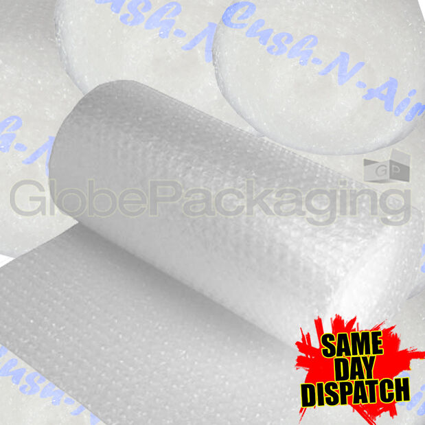 20 METRES ROLL OF BUBBLE WRAP 300mm Wide x 20m