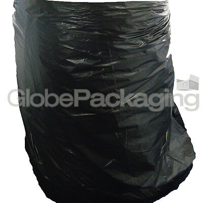 30 x WHEELIE BIN LINERS RUBBISH SACKS BAGS 30x46x54