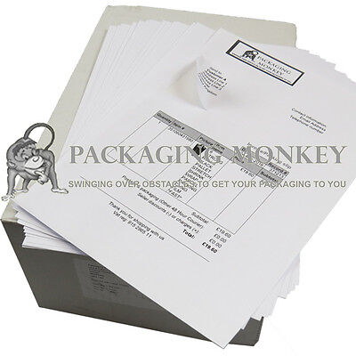 10,000 QUALITY A4 SHEETS OF INTEGRATED LABELS 110x60mm EBAY AMAZON POST PEEL OFF