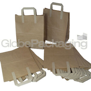 Craft paper bags ebay for Brown paper bag craft