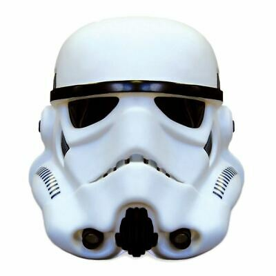 Star Wars Stormtrooper Helmet 3D Mood Lamp Night Light - Large 25cm Merch