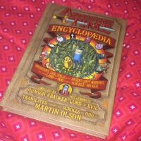 *brand new* Adventure Time encyclopedia book